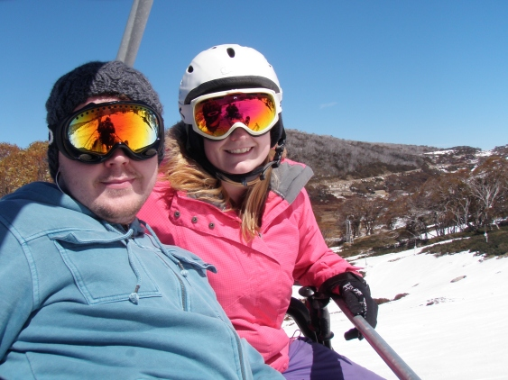 Perisher Chairlift