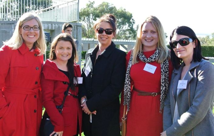 Canberra Morning Tea 28 May 2