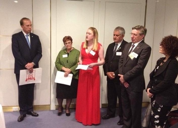 Canberra Speech 2